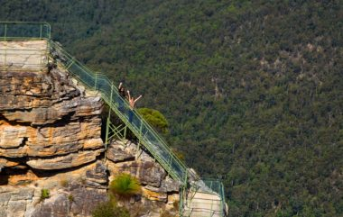 Blue Mountains Staircase